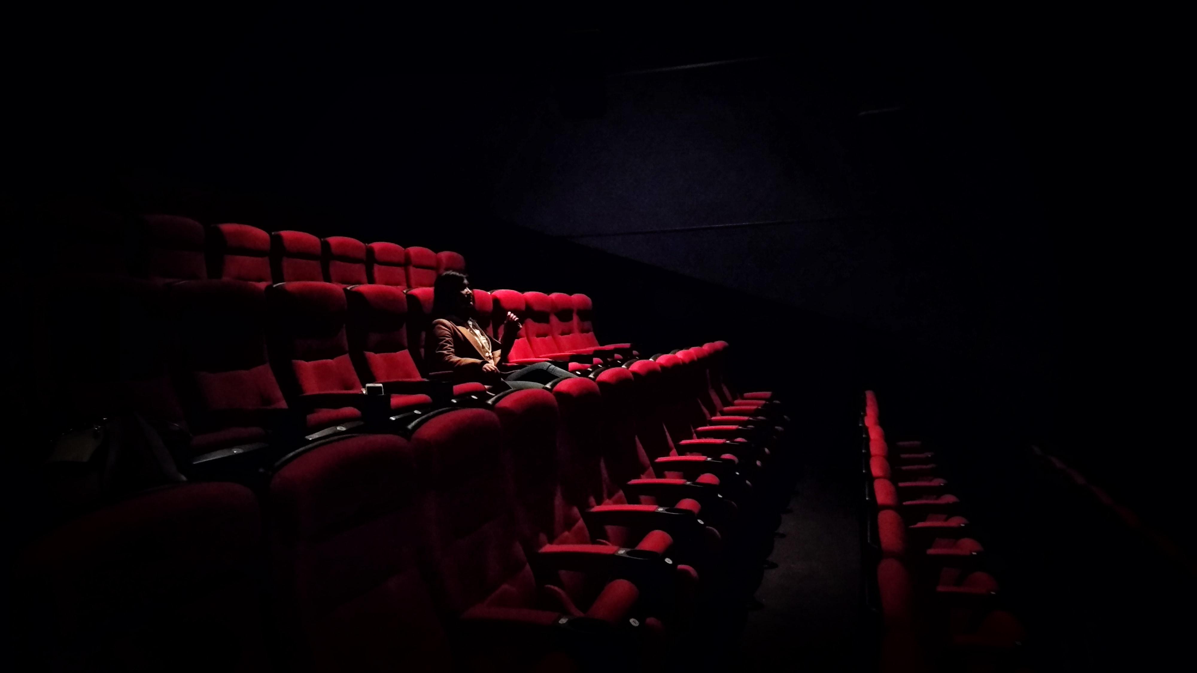 a screen shot of a video game in a dark room
