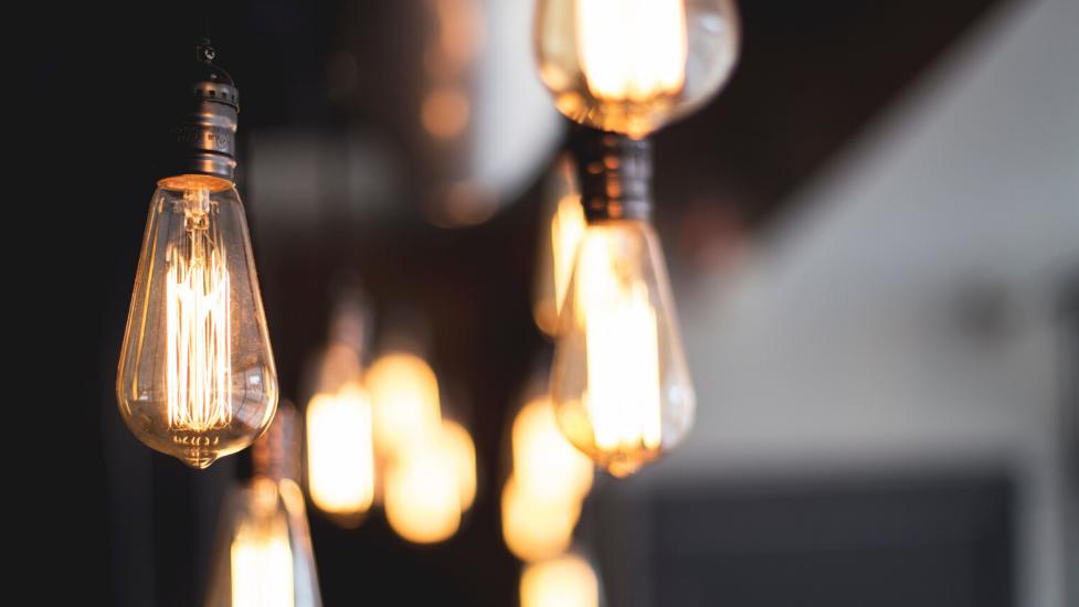 a light bulb multiple lights