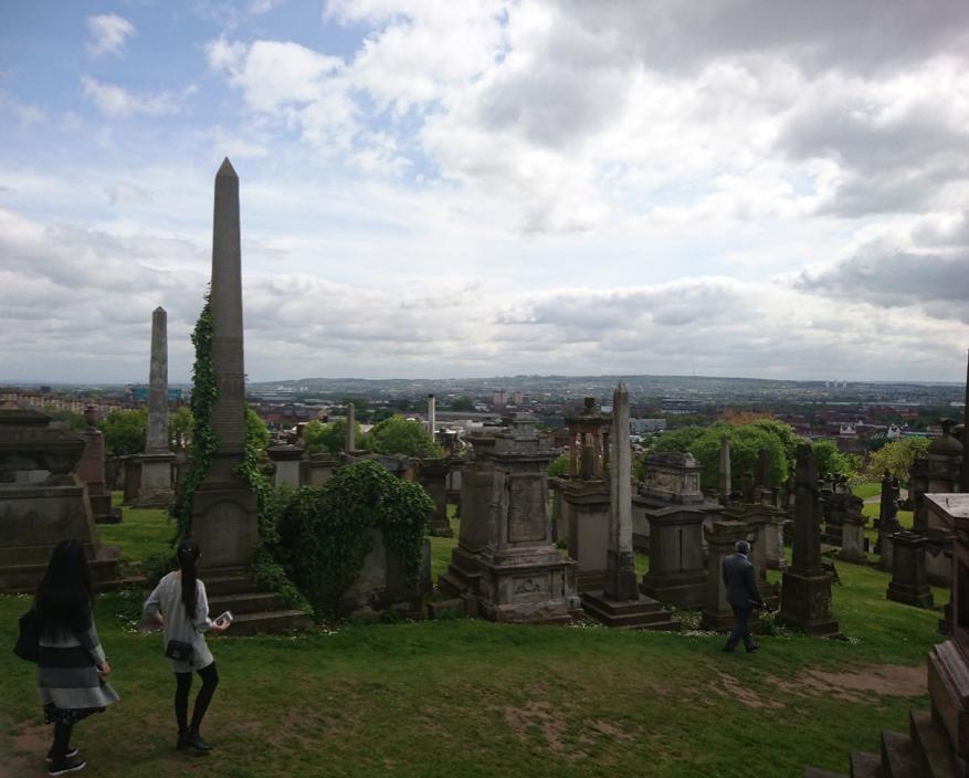 Necropolis, Graveyard