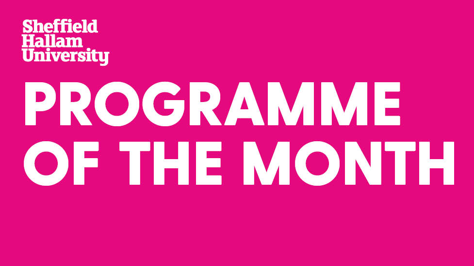 Programme of the Month!