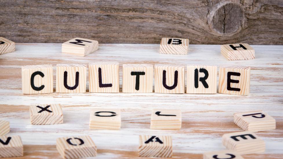 the word culture written in scrabble letters