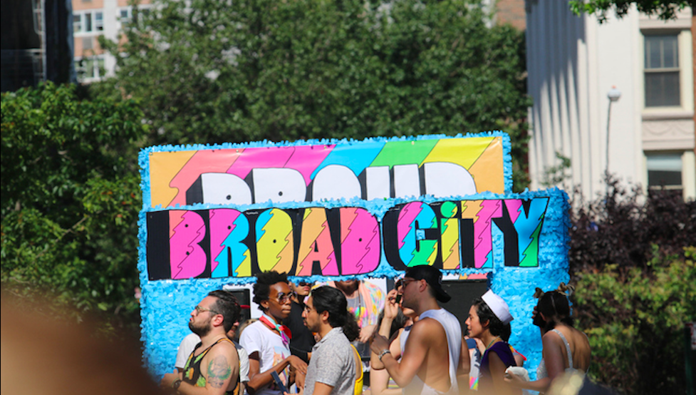 Broad City sign
