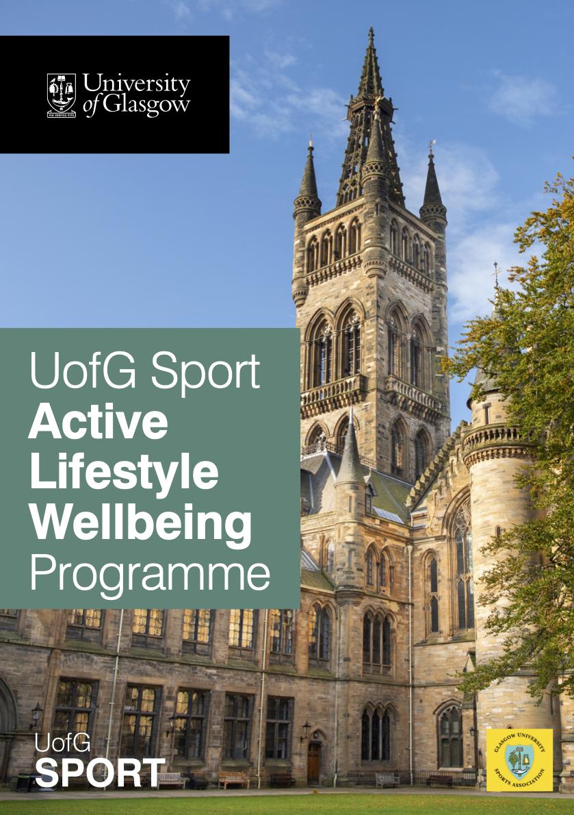 UofG Sport Active Lifestyle