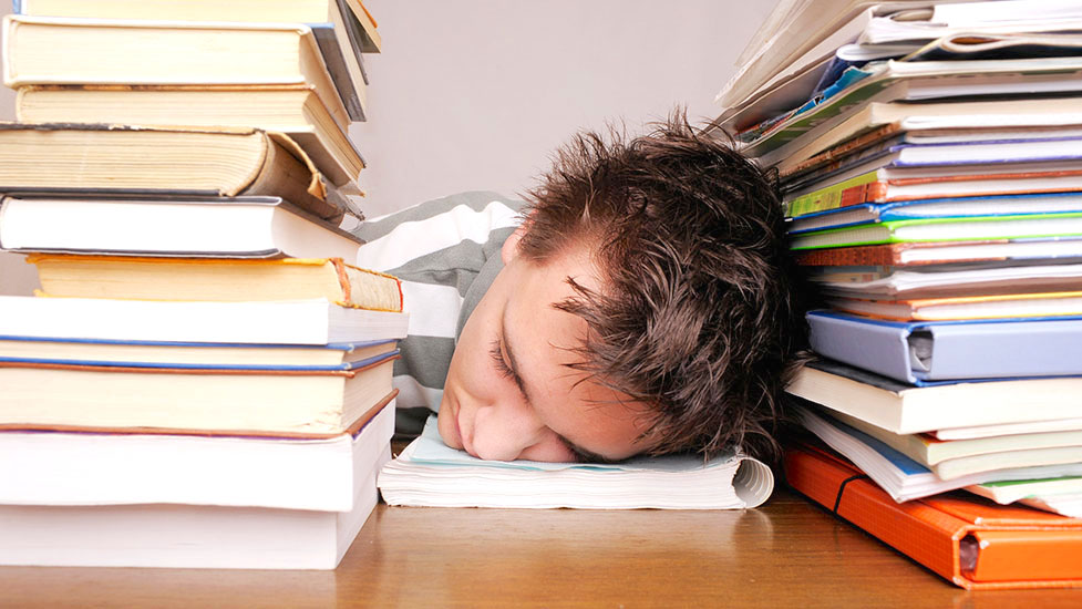 Solving the 5 stresses of student life