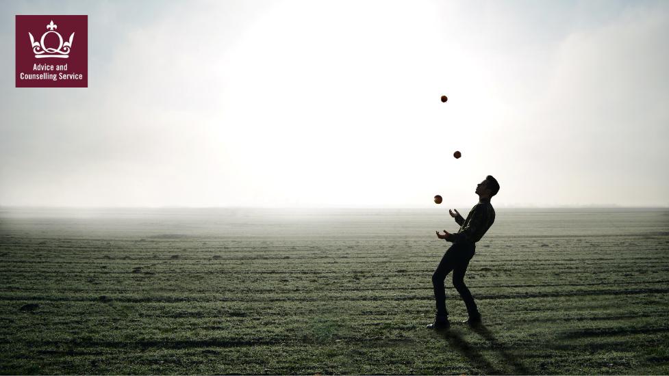 a man juggling at a beach