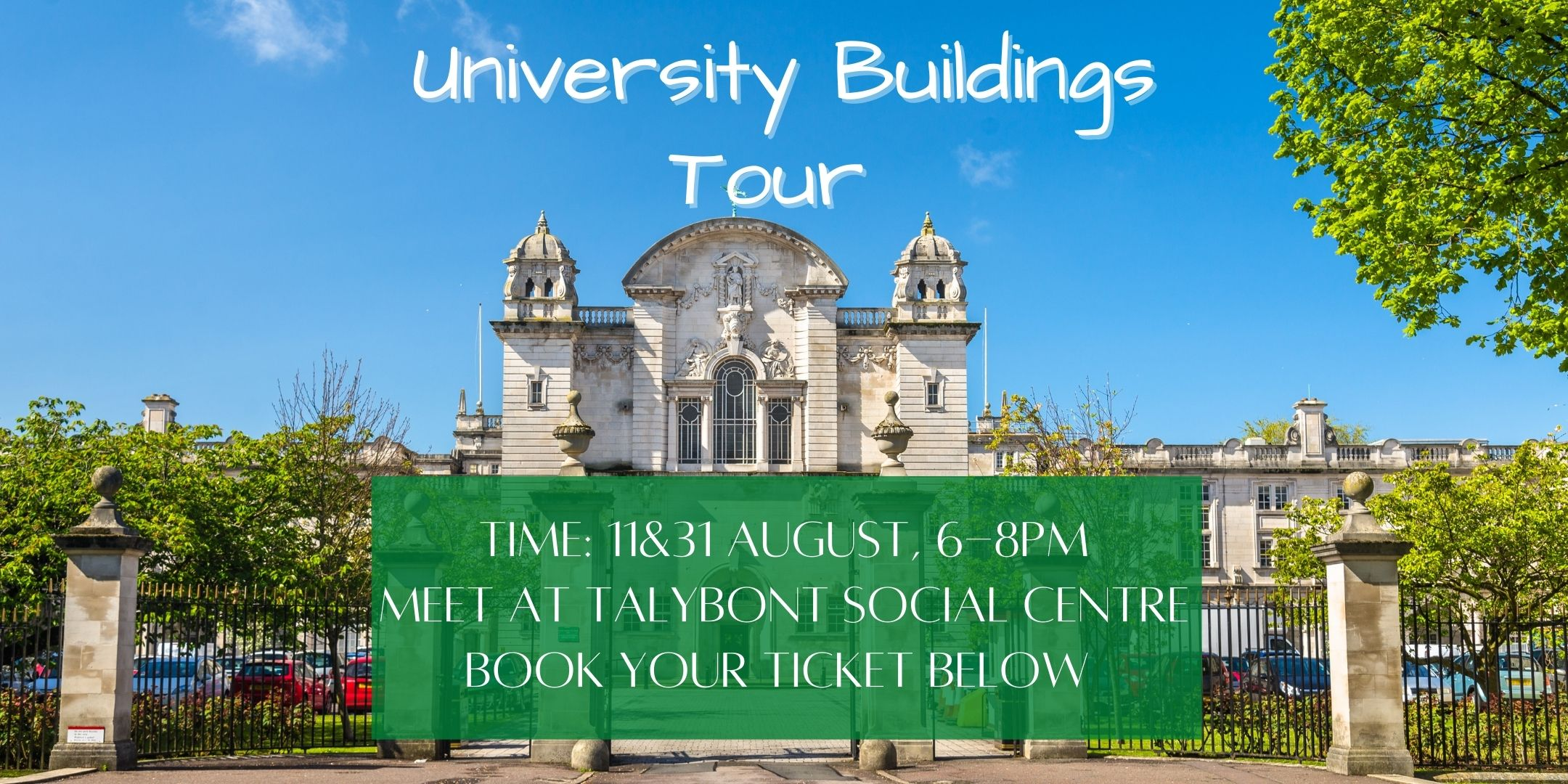 Cardiff Uni building
